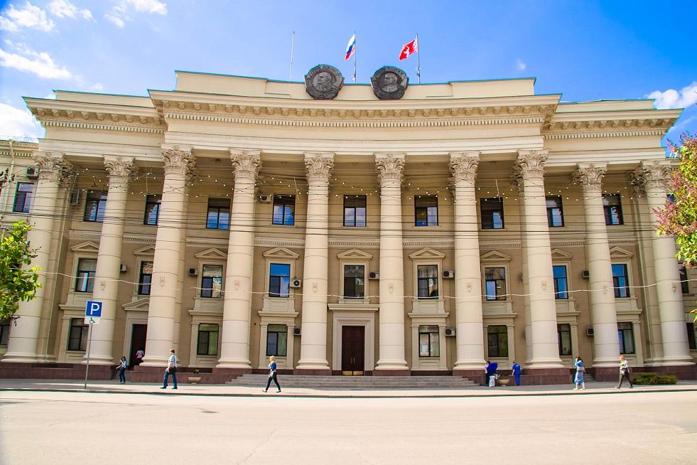 Местное самоуправление в городе Волгограде