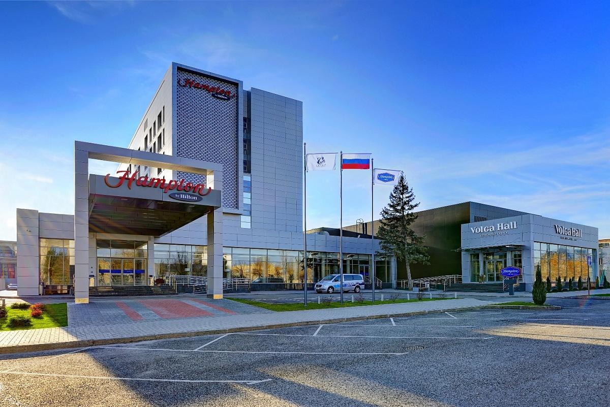 Гостиница (отель) Hampton by Hilton Волгоград Профсоюзная