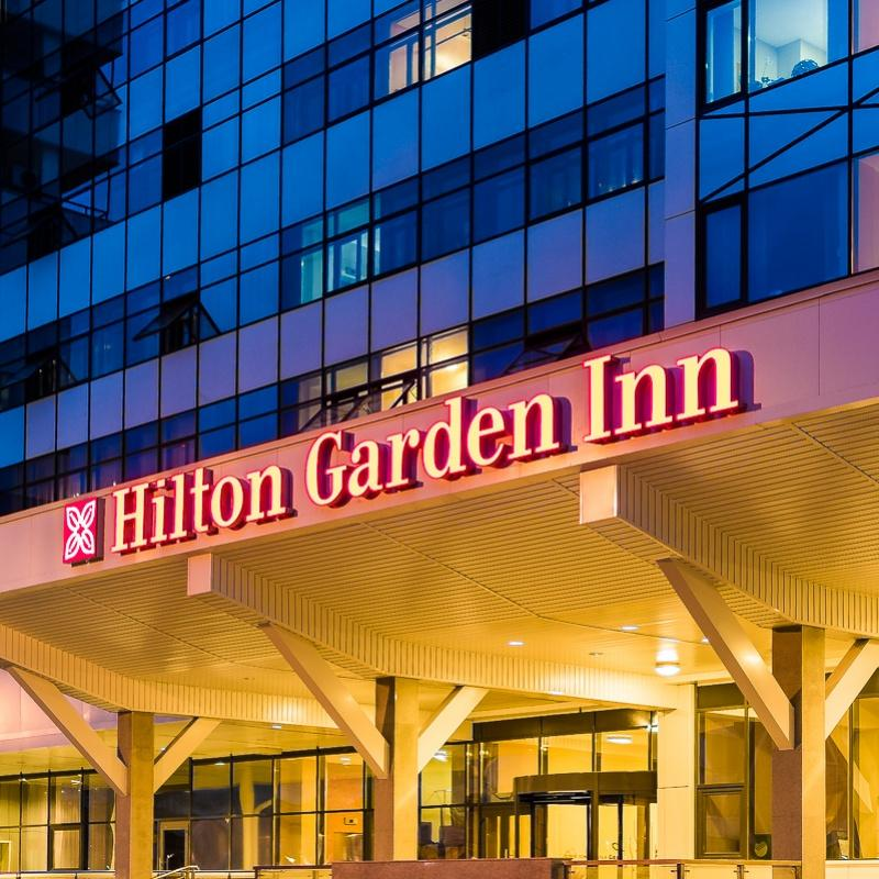 Гостиница (отель) Хилтон Гарден Инн Волгоград