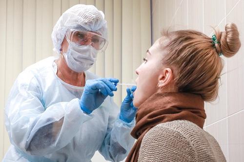 Сдать тест на Коронавирус в Волгограде можно в клинике Диалайн