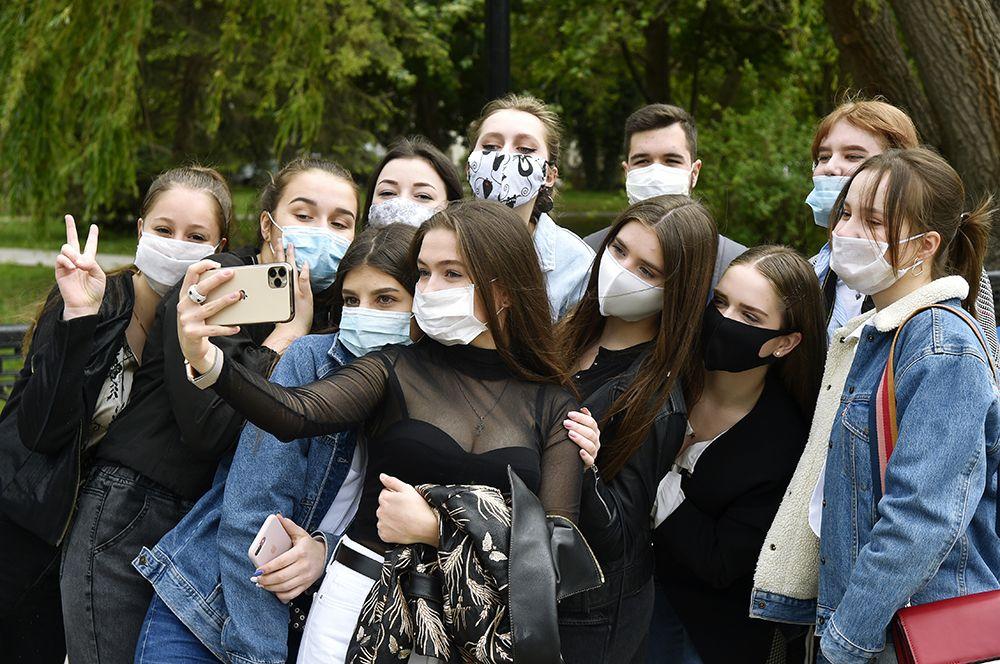 Оперативный штаб по коронавирусу в Волгограде ужесточил правила для школьников и молодежи