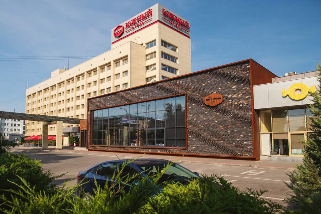Отель Южный в Волгограде — звезда Ворошиловского района
