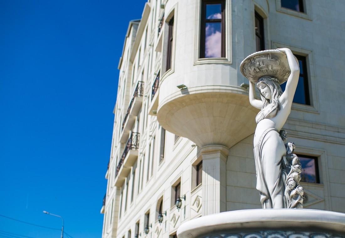 Гостиница Собрание в Волгограде