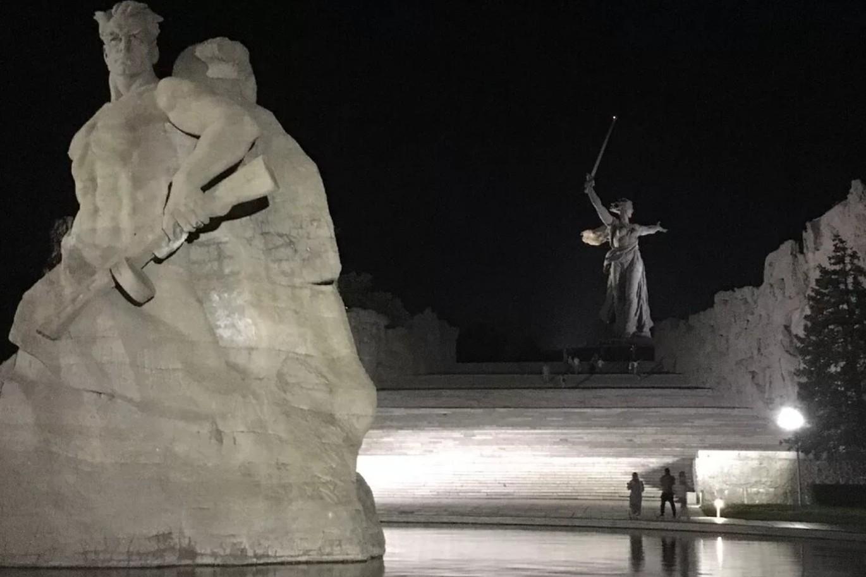 Мамаев курган в Волгограде — место для приведений и мистики