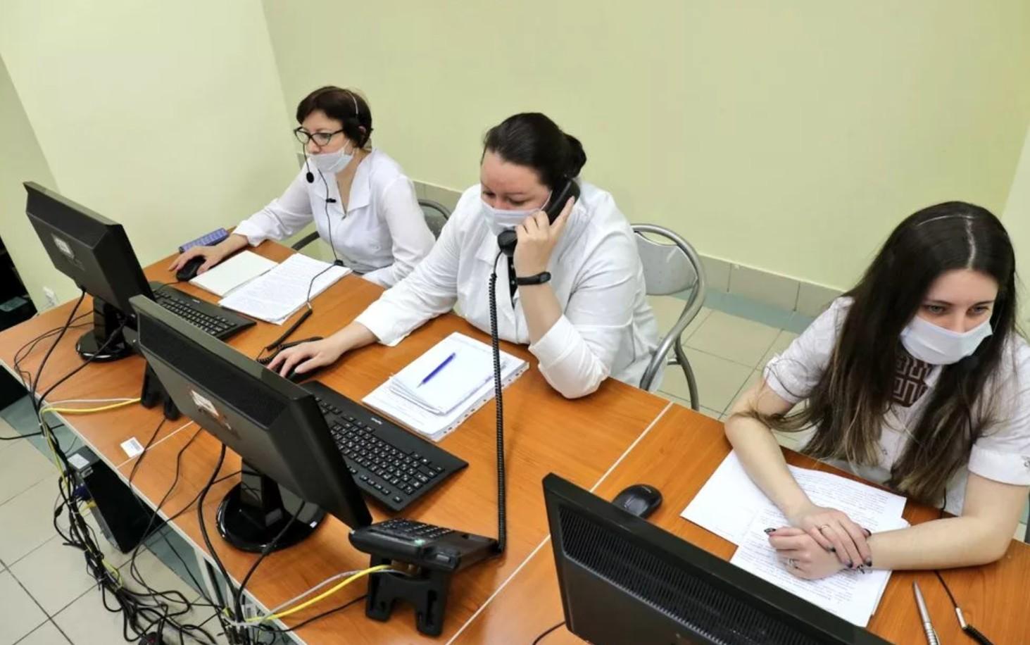 Когда нужно вызывать врача на дом взрослому при коронавирусе в Волгограде?