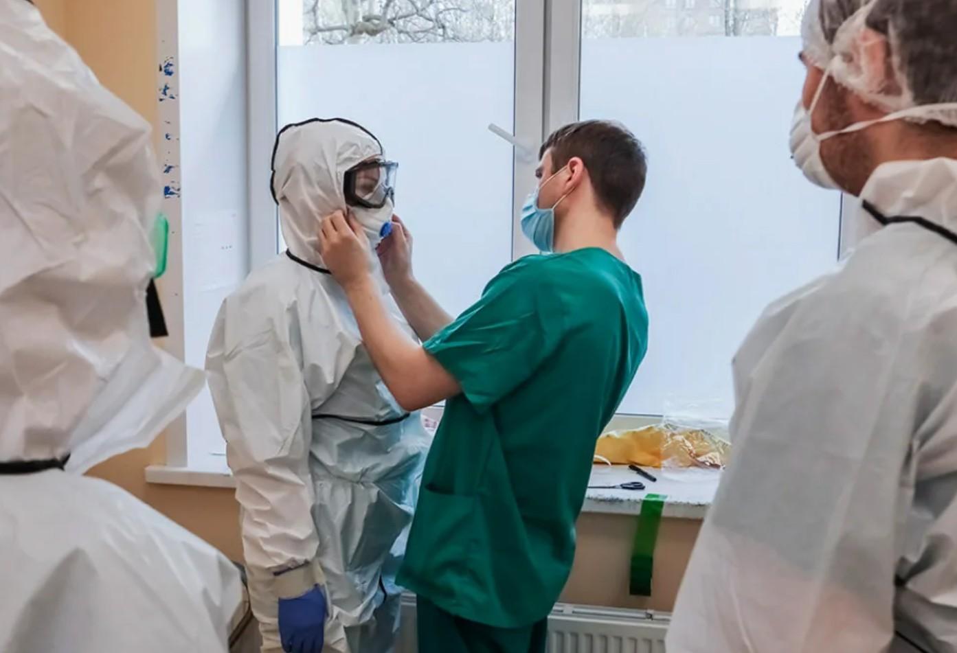 Как узнать состояние больного коронавирусом в больнице Дзержинского района Волгограда?