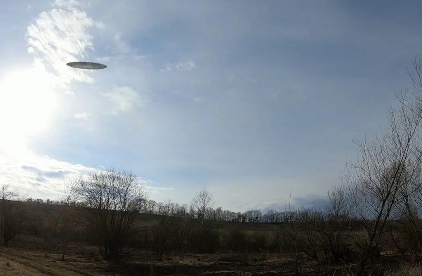 Случаи возникновения НЛО в Волгограде
