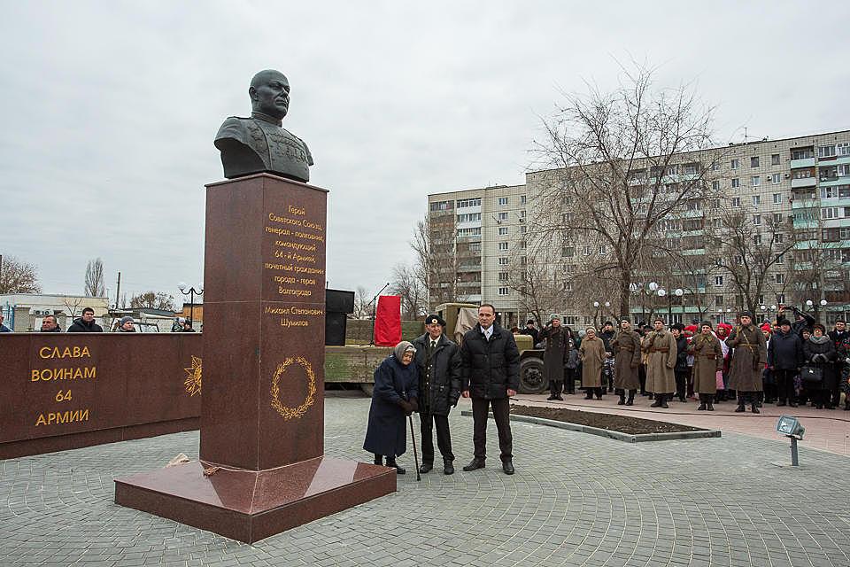 История и современность Кировского района города Волгограда