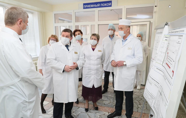 Как узнать состояние больного коронавирусом в больнице Ворошиловского района Волгограда?