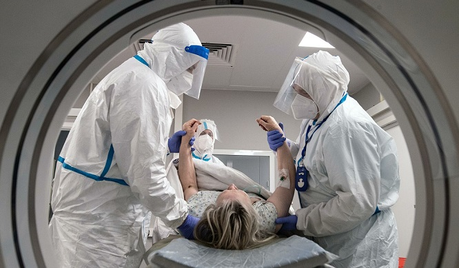 Новости о коронавирусе за ноябрь 2020 в Волгограде