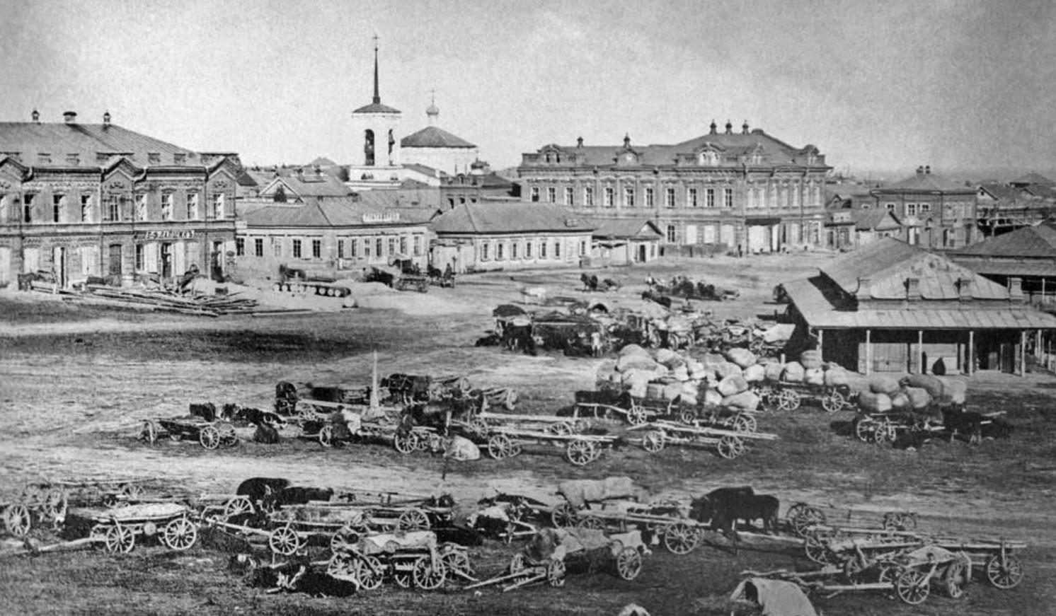 Настоящая и великая история города Царицына