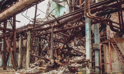 Химпром в Волгограде - возрождение легенды в 2023 году. Химическая промышленность восстанавливается.
