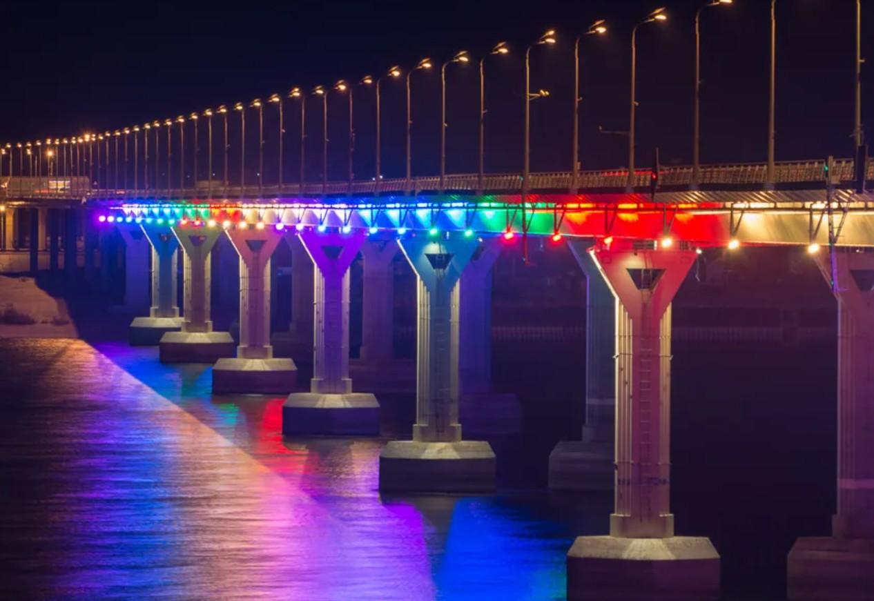 Мост через Волгу в Волгограде был возведен совершенно не случайно