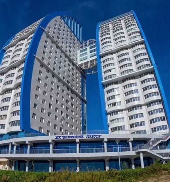 ЖК «Волжские паруса» в Волгограде отличается от остальных жилых комплексов. Купить квартиру. Объявления с Авито.