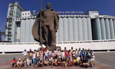 Долгие сражения за элеватор и памятник североморцам в Ворошиловском районе города Волгограда