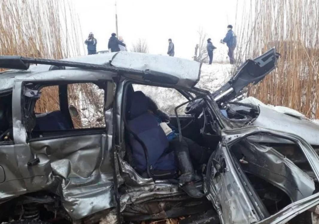 Последствия поездки в состоянии алкогольного опьянения и при обильном снегопаде в Красноармейском районе Волгограда. ДТП.