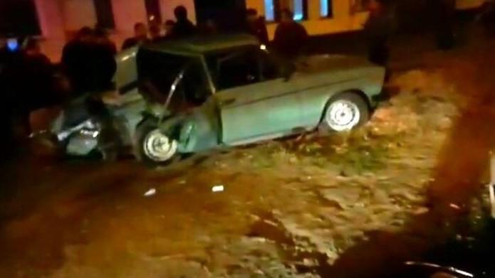 Трагическое ДТП со смертью ребенка в Кировском районе Волгограда. ВАЗ 2106 и Honda.