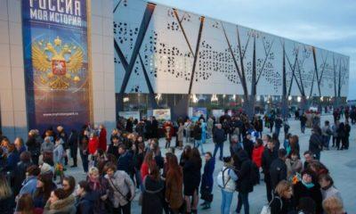 «Россия «Моя история» - уникальный исторический комплекс в Волгограде. Особенности выставок комплекса.
