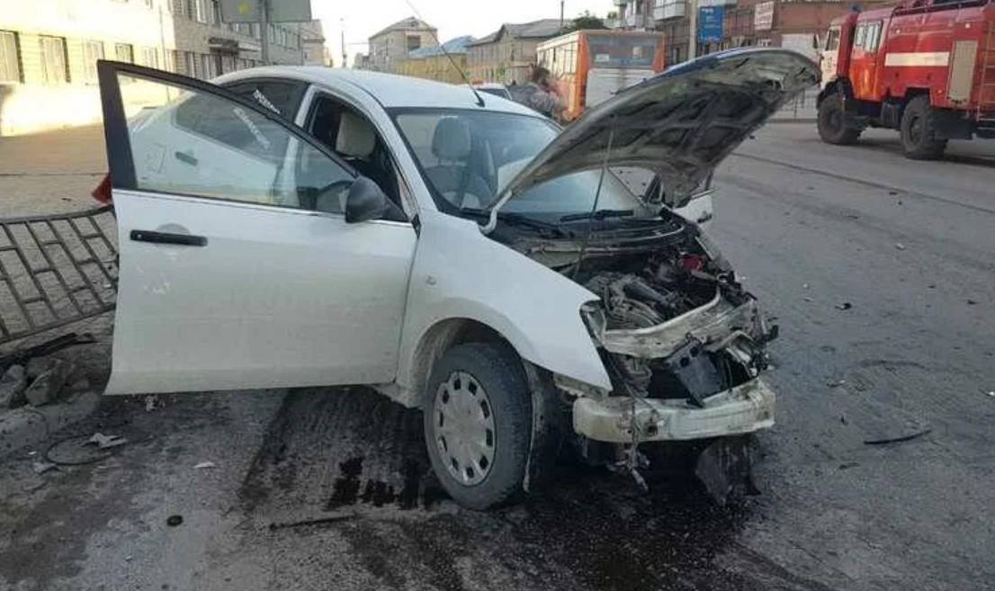 Жесткие ДТП со смертельным исходом в Дзержинском районе Волгограда в 2021 году.