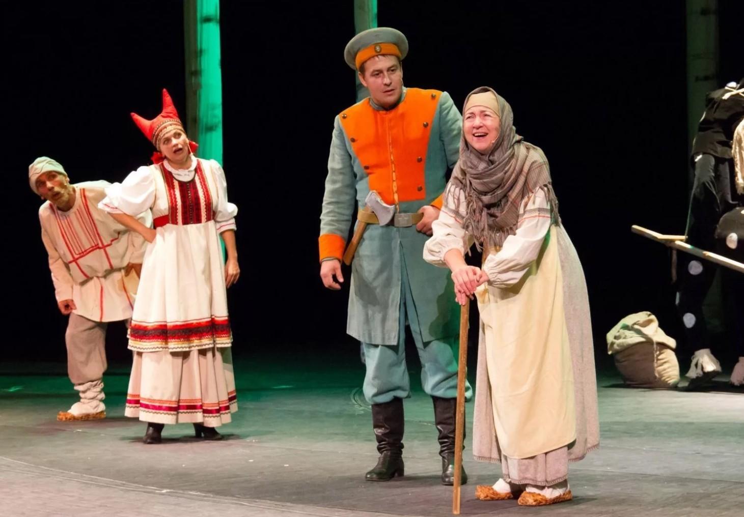 Волгоградский театр Юного зрителя знают практически все. История и настоящее.