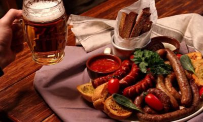 Пивной ресторана Бамберг в Волгограде. Развлекательная программа. Адрес и телефон бронирования столиков.