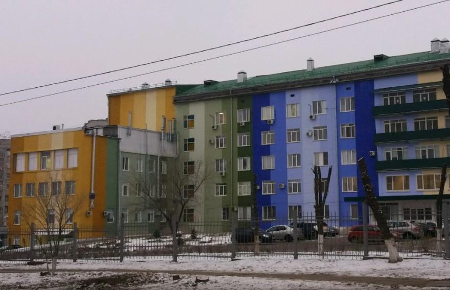 Детская больница (детское приемное отделение) в Советском районе Волгограда. Адрес и телефон.