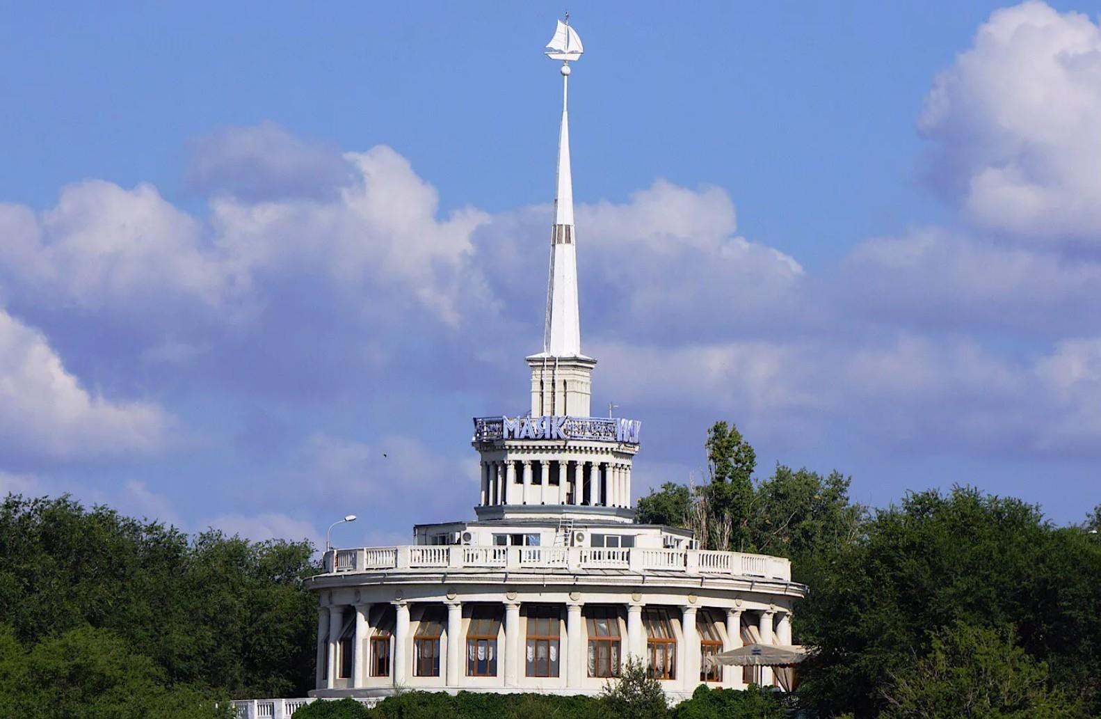 Бар-ресторан Маяк — культовое место в городе-герое Волгограде. Адрес и телефон.