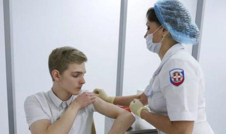 Мобильные пункты вакцинации от коронавируса в Волгограде