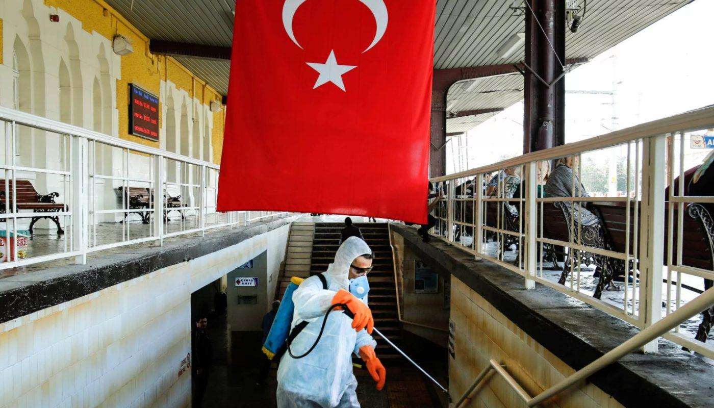 Ограничения в Турции из-за коронавируса для туристов